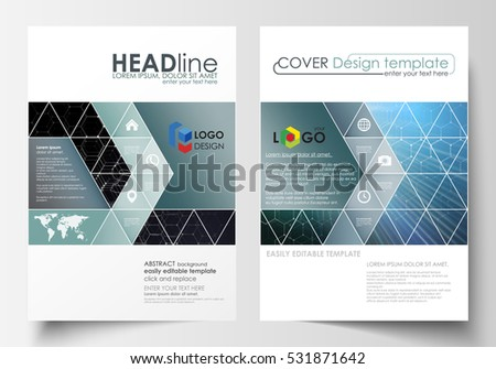 brochure template medical topics healthcare science stock vector 283514936 shutterstock. Black Bedroom Furniture Sets. Home Design Ideas