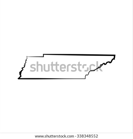 Tennessee - stock vector