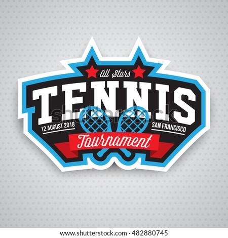 College tennis shirt designs