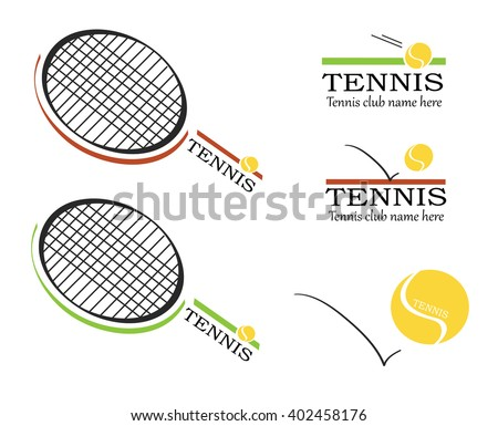 Tennis Logo Stock Images Royalty Free Images Amp Vectors