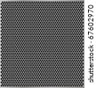 texture metal mesh - stock vector