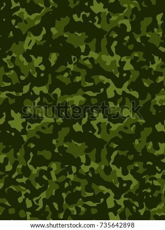 Texture military camouflage repeats seamless army stock vector texture military camouflage repeats seamless army green hunting toneelgroepblik Choice Image