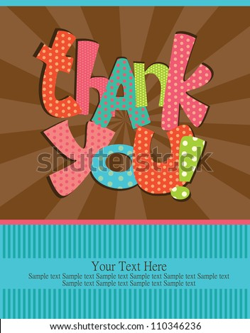 Thank you cards sample text