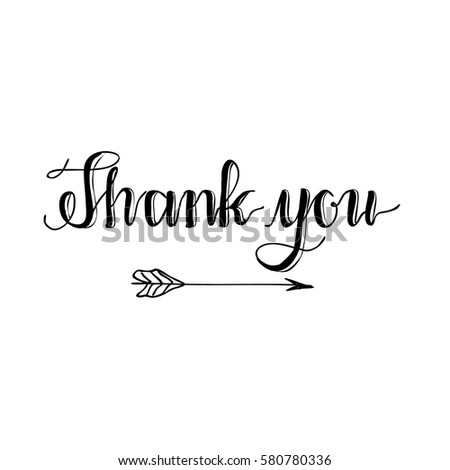 Thank Pen Words Written Stock Images Royalty Free Images