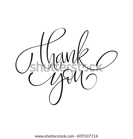 Thank You Letter Stock Images Royalty Free Images