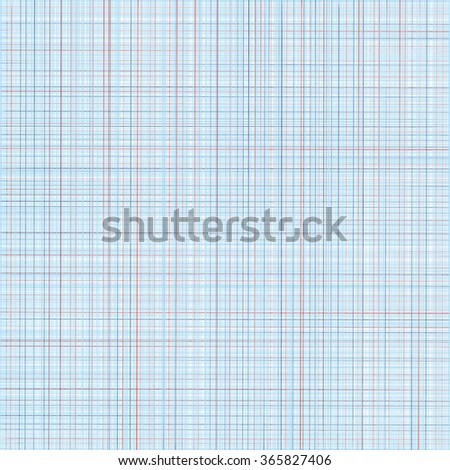The background texture. Tkan. Red and blue lines and squares. Linen, cotton. - stock vector