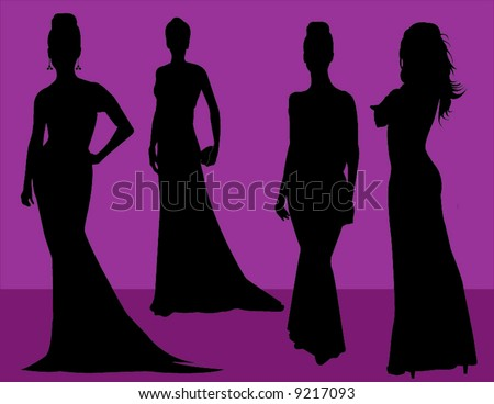 Beauty pageant logo vector - photo#21