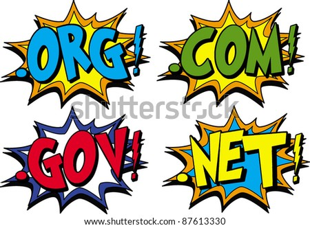 the dots - stock vector