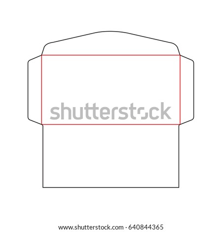 Shutterstock for No 10 envelope template