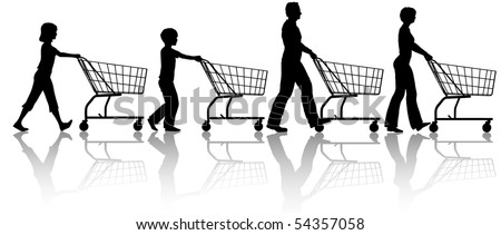 push silhouette stock photos images amp pictures