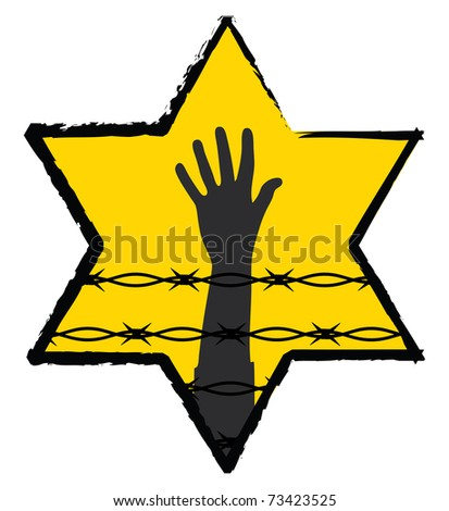 Stock Images Similar To Id 26126830 Jewish Yellow Star
