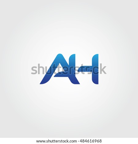 Letters h combined icon logo templates stock vector 484616968 the letters a and h combined icon logo templates ah initial vector design element for spiritdancerdesigns Image collections