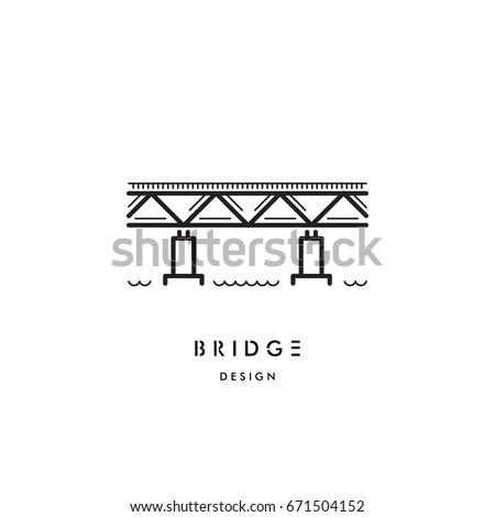 Truss Bridge Stock Images Royalty Free Images Amp Vectors