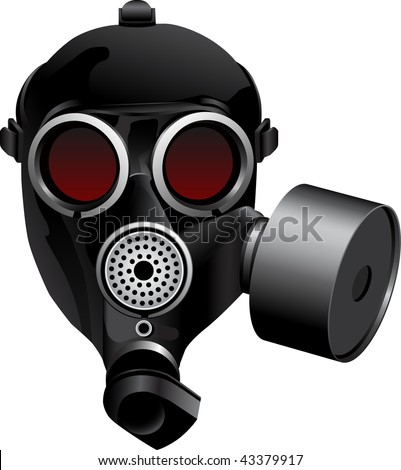 the modern protective gas mask