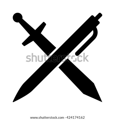 Image result for Pen and sword