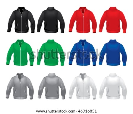 The perfect vector color jackets