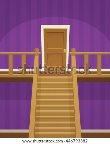 Cartoon Stairs Stock Images Royalty Free Images Amp Vectors