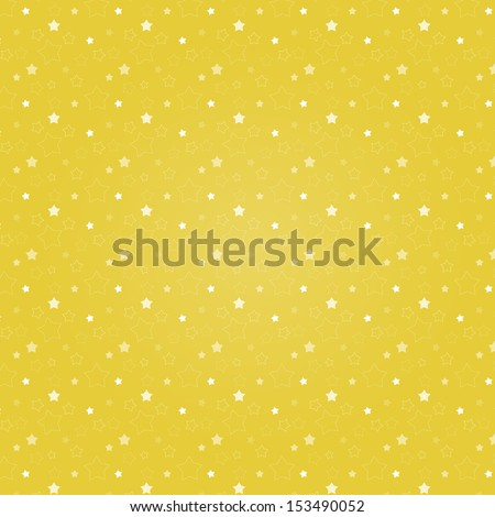The seamless abstract Xmas background / The Christmas stellar background / The seamless Noel background  - stock vector