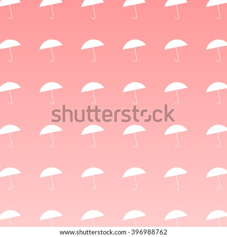 The Umbrella Background Vector EPS10, Great for any use. - stock vector