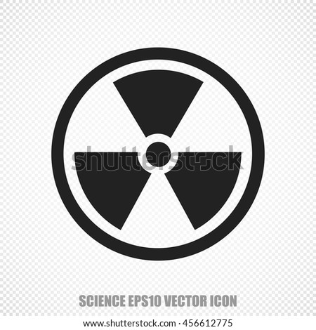 Universal Vector Icon On Science Theme Stock Vector 456612775