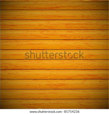 the vector wooden planks texture