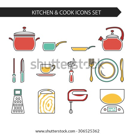 Stock images royalty free images vectors shutterstock for Kitchen design vector