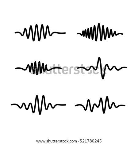 Sound Wave Lines