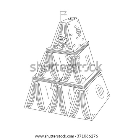 Yurt Nomads Coloring Book Page Adults 323612615 in addition Victorian house also Wrought Iron Grills also Cells Plant And Animal furthermore Charles Pictet Architecte. on modern house gate design