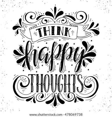 18 Jaar Getrouwd Kleurplaat Think Happy Thoughtsinspirational Quotehand Drawn
