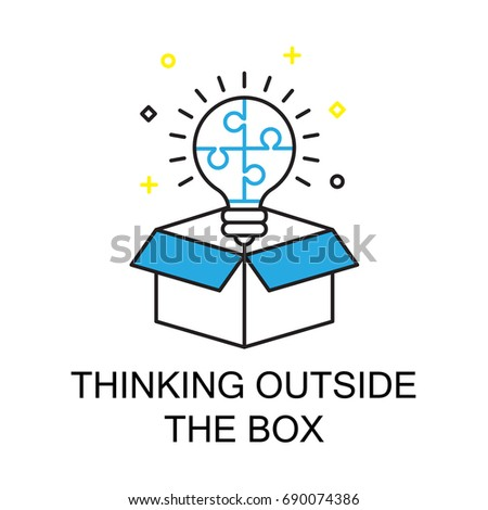 "creative thinking outside of the apple box Creative thinking definition it is the very definition of ""thinking outside the box some people are naturally more creative than others, but creative."