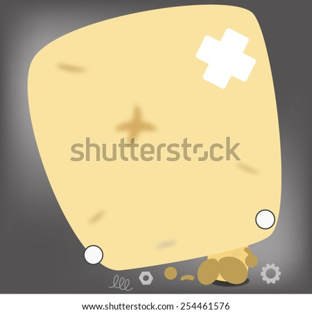 This yellow bell pepper gets too exhausted/tired and breaks down. He is waiting for someone to help or come to fix him. Please help! - stock vector