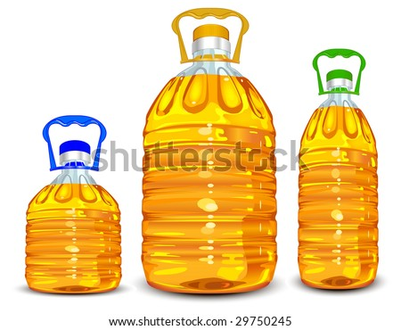 Cooking Oil Bottle Sto...
