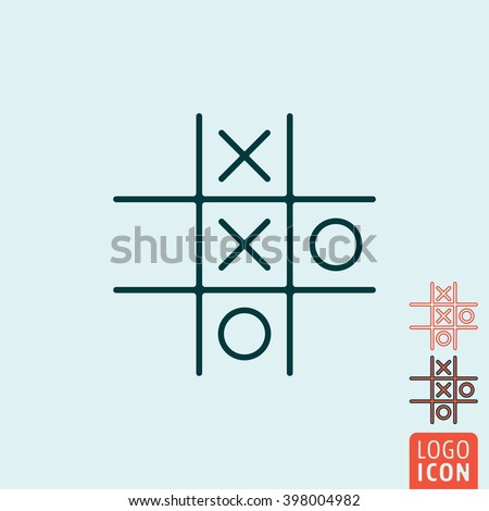 Tic Tac Toe Vector Stock Images, Royalty-Free Images & Vectors