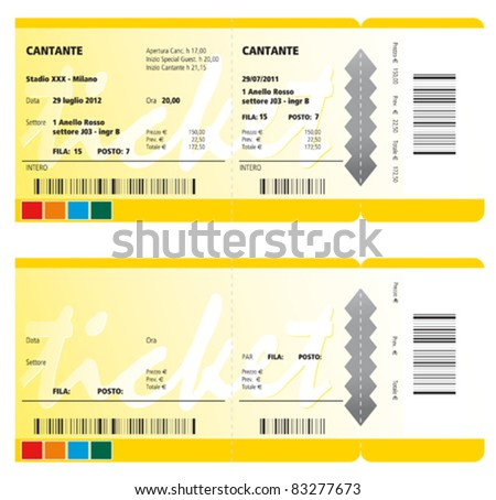concert ticket stock images royalty free images vectors shutterstock. Black Bedroom Furniture Sets. Home Design Ideas