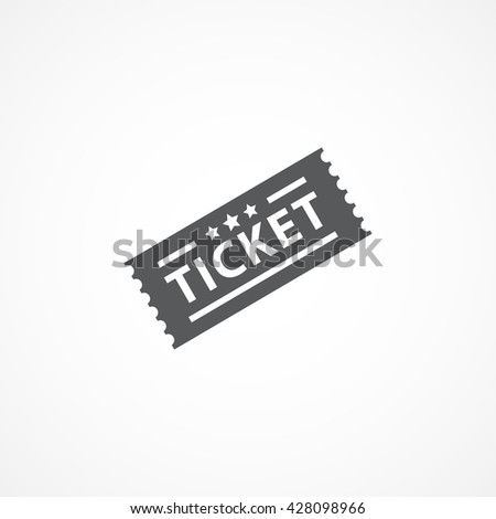 Ticket Icon, Ticket Icon Vector, Ticket Icon Flat, Ticket Icon Sign, Ticket Icon App, Ticket Icon UI, Ticket Icon Art, Ticket Icon Logo, Ticket Icon Web, Ticket Icon, Ticket Icon JPG, Ticket Icon EPS - stock vector