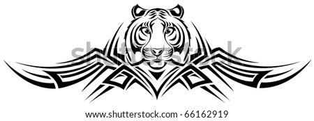 tiger tribal