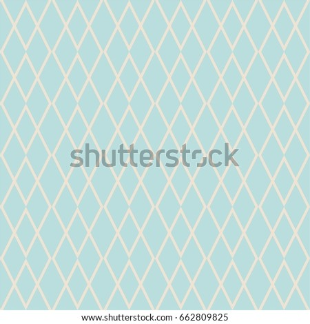 Tile Vector Pattern With Mint Green And Pink Background Wallpaper