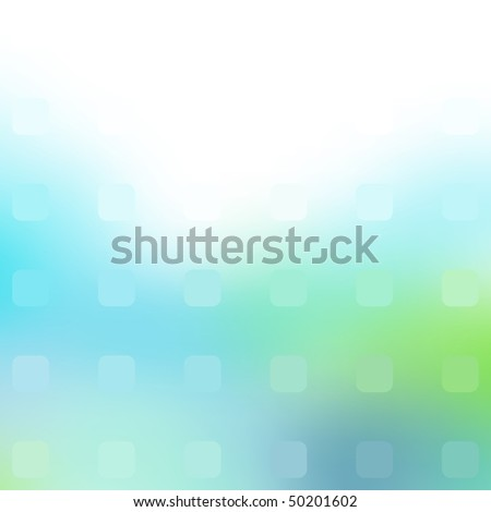 Tiled color background - stock vector