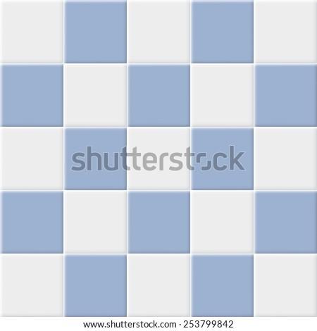 Tiles vector texture. - stock vector