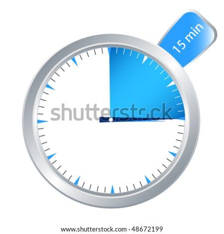 Time Concept Vector - stock vector