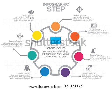 Timeline arrow vector infographic world map stock vector 524508562 timeline and arrow vector infographic world map background gumiabroncs Image collections
