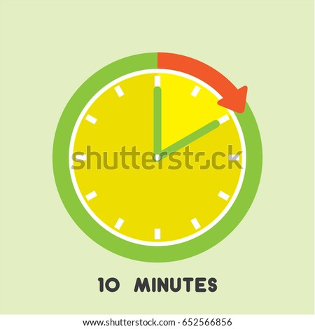 10 minute timer with alarm