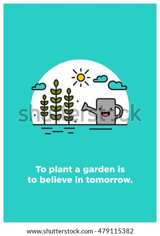 Garden Quote Stock Images Royalty Free Images Vectors Shutterstock
