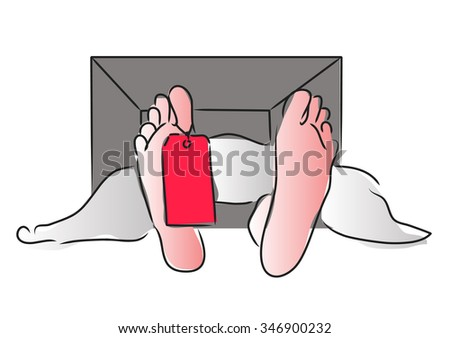 Dead person on hospital gurney royalty free stock photos image - Dead Body Gurney Stock Images Royalty Free Images