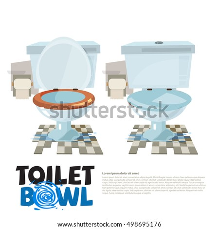 Flush Toilet Stock Images, Royalty-Free Images & Vectors ...