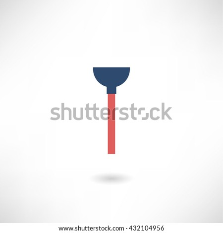 stop sign isolated on white background stock illustration 155883095 shutterstock. Black Bedroom Furniture Sets. Home Design Ideas