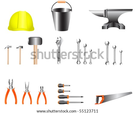 Toolbox - stock vector