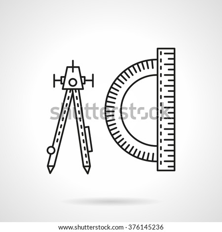 Planning drawing stock images royalty free images for Architecture design tools free
