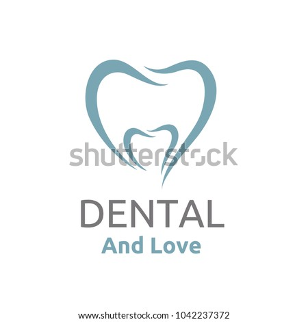 Tooth And Love Logo Design Inspiration