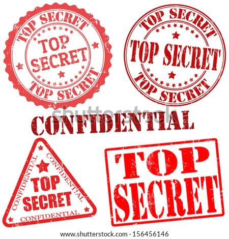Top Secret File Background